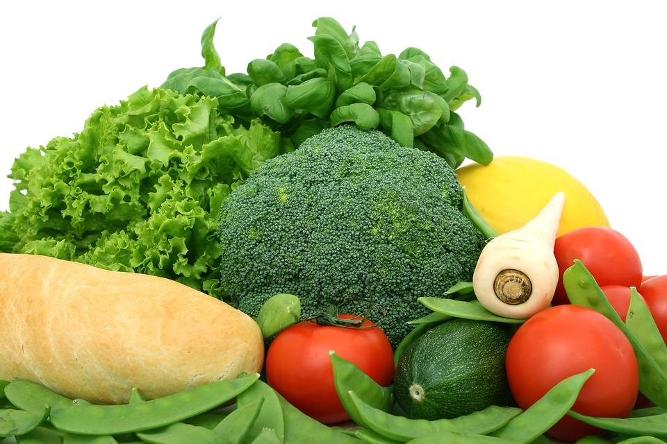 Hubněte se zeleninou