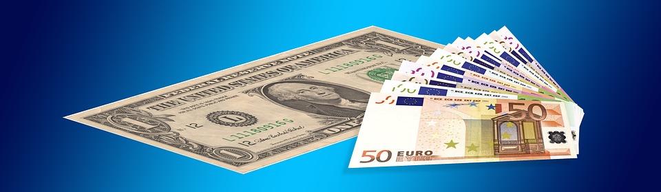 dolar a eura