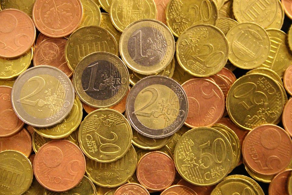 drobná eura