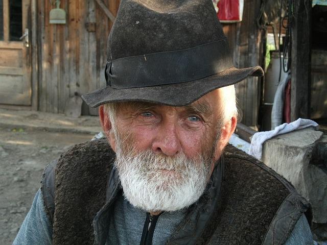 farmář v rumunsku