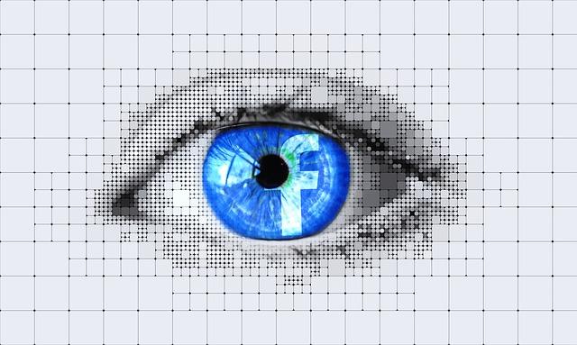 facebookové oko