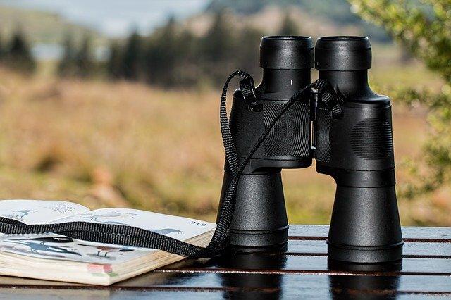 dalekohled na pozorování ptactva
