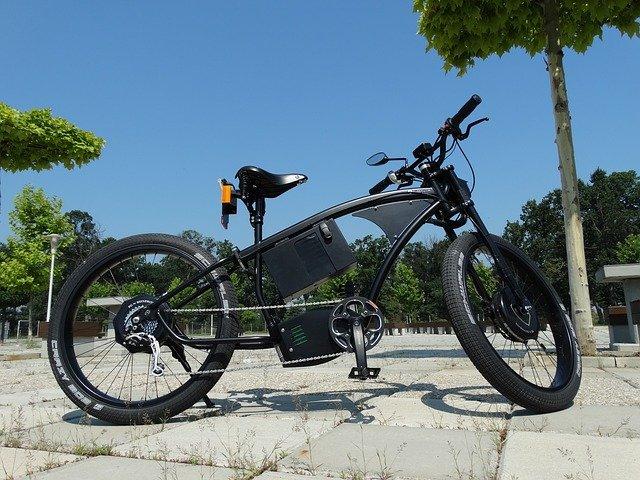 jízdní kolo ebike