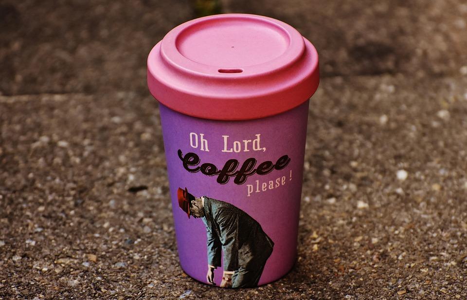 káva s sebou