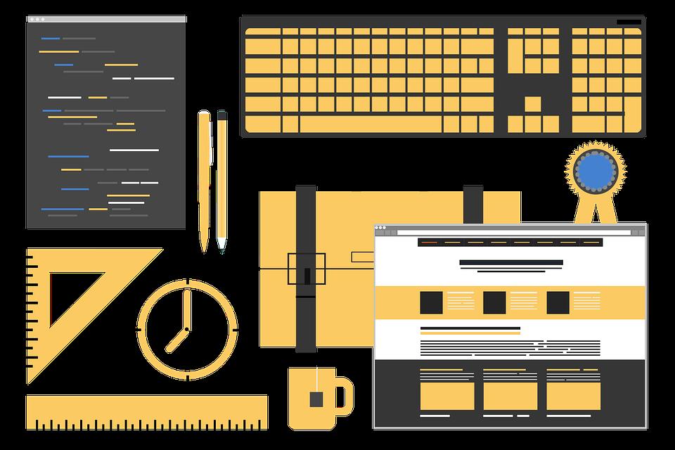webdesign nástroje